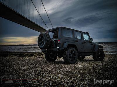 Storm 2 2015 Jeep Wrangler 4 Door 3 6l V6 Showcase