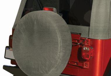 """Tire Cover, Grey (30""""-32"""") (TC303209 / JM-01600 / RT Off-Road)"""