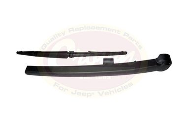 Wiper Arm and Blade, Rear (5139836AB / JM-01370 / Crown Automotive)