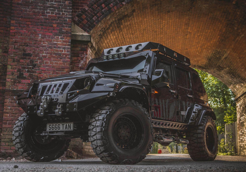 Jeep Rubicon 2017 Tuning >> STORM-21, 2016 Jeep Wrangler Rubicon 4 Door 3.6L V6 | Showcase | Storm Jeeps