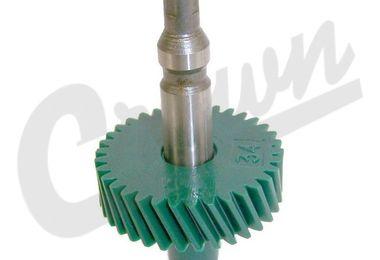 Speedometer Gear (34 Teeth) (52067634 / JM-04976 / Crown Automotive)