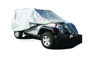 Full Car Cover (CJ/Wrangler) (FC10009 / JM-01875 / RT Off-Road)