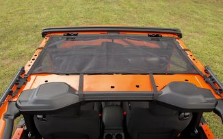 Eclipse Sun Shade, Hard Top, JL 2 Door (13579.74 / JM-03916 / Rugged Ridge)