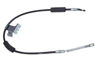 Rear Brake Cable (ZJ Left Disc) (52008905 / JM-00526 / Crown Automotive)