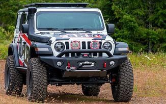 Front Recovery Bumper, ARB Bondi Deluxe, JL, JT (3450460 / JM-05602 / ARB)