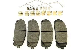 Brake Pad Set (Heavy Duty) (68227573AC / JM-00529 / Mopar)