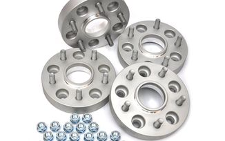 "Wheel Spacer Kit x 4 (30mm 5 x 5"" Bolt Pattern) (1408.21 / JM-00371)"