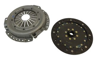 Pressure Plate and Clutch Disc Kit (5072990AB / JM-03483 / Crown Automotive)