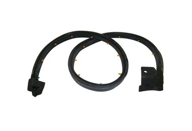 1/2 Door Weatherseal (Left) (5017011AB / JM-01377 / Crown Automotive)