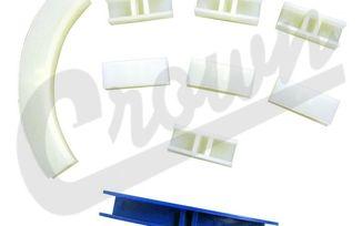 Shift Fork Pad Kit (15866 / JM-04814 / Crown Automotive)