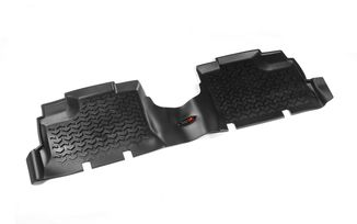 Rear Floor Liners, JK 4 Door (12950.01 / JM-02435 / Rugged Ridge)