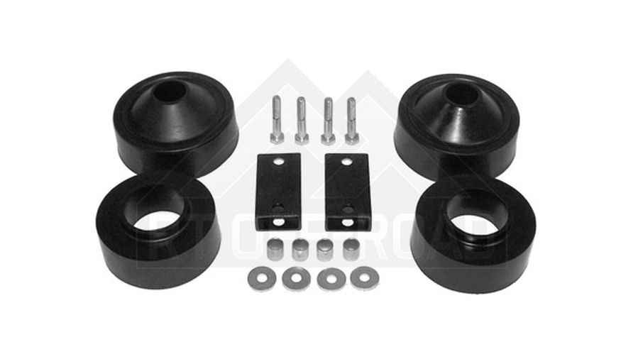 RT Off-Road Throttle Body Spacer Kit Jeep Wrangler YJ TJ Cherokee XJ RT35008 Automotive Air Intake Systems