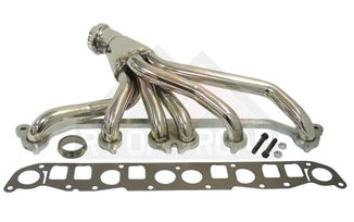 Exhaust Manifold Kit (Stainless Steel) (4883385HDK / JM-01749 / Crown Automotive)