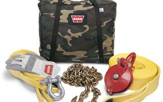 Heavy Duty Winching Kit (29460 / JM-02908 / Warn)