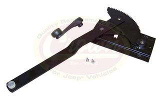 Window Regulator Kit (Right) (55074990K / JM-02473 / Crown Automotive)