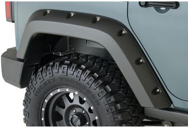 Rear Pocket Fender Flare - JK 4 Door (10080-02 / JM-04296 / Bushwacker)