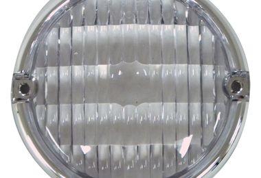 Parking Lamp Lens (Front) (J8127449 / JM-04999 / Crown Automotive)