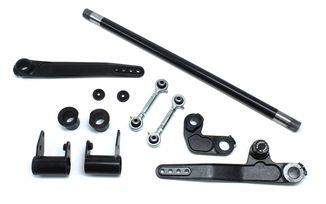 "Forged Single-Rate S/T Front Sway Bar System, JK (0-3"") (1753710 / JM-05161 / TeraFlex)"