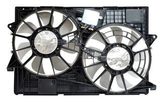 Fan Module Assembly (52014621AE / JM-04348 / Crown Automotive)