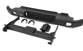 Aluminium Rear Bumper, Rival, Amarok (2D.5806.1-NL / SC-00183 / Rival 4x4)