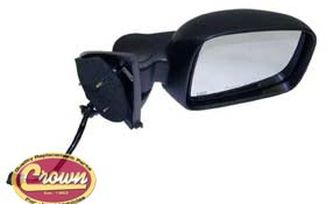 Power & Heated Mirror (Right) KJ (55155839AI / JM-00178 / Crown Automotive)