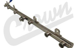 Fuel Rail, 4.0L (5014496AD / JM-04176 / Crown Automotive)
