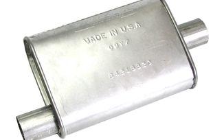 Muffler, CJ 74-86 (0206.01 / JM-04941)