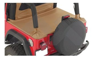 Tonneau Cover (Spice) YJ (TN10037 / JM-04773 / RT Off-Road)