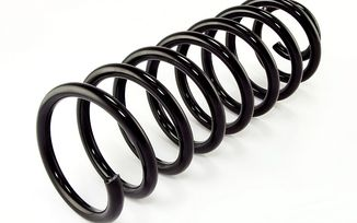 Suspension Coil Spring, Rear, Heavy Duty; 93-98 Grand Cherokee ZJ (18282.11 / JM-03682 / Omix-ADA)