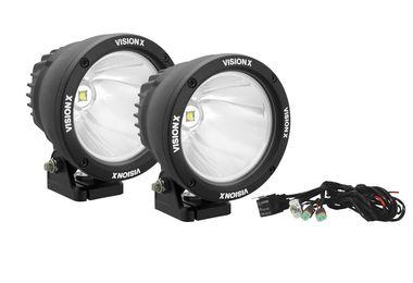 "4.5"" Cannon 25 Watt LED Driving Lights x 2 Kit (CTL-CPZ110KIT / JM-01821 / Vision X lighting)"