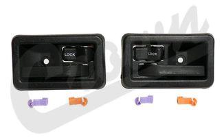 Door Handle Kit (Interior) (55176476K / JM-04839 / Crown Automotive)