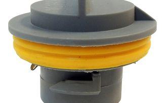 Tail Lamp Bulb Socket (4676589 / JM-05137 / Crown Automotive)