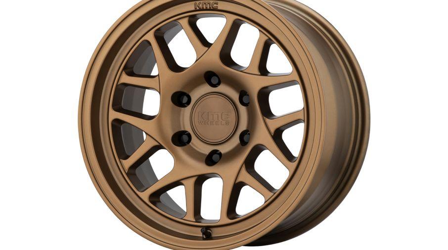 XD Bully OL, Bronze, 16x7 (ET10) Jimny (5x139.7) (KM71767055610 / SC-00232 / XD Series)
