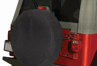 """Tire Cover, Blk Denim (33""""-35"""") (TC333515 / JM-01599 / RT Off-Road)"""