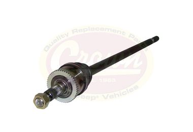 Axle Assy (Front Right) WJ, w/ Vari-Lok (5012748AB / JM-01692 / Crown Automotive)