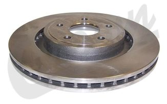 Disc Brake Rotor (Front), SRT8 (5290733AB / JM-04008 / Crown Automotive)