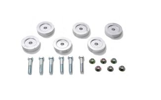 Transfer Case Lowering Kit, Manual (03-06) (JWGK02 / JM-02014 / Old Man Emu)