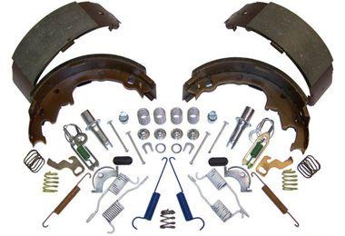 Brake Shoe Set Master Kit (4723367MK / JM-00690 / Crown Automotive)
