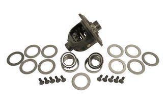 Front Differential Case Assembly, WJ 3.55 Ratio (5012477AA / JM-04439 / Crown Automotive)
