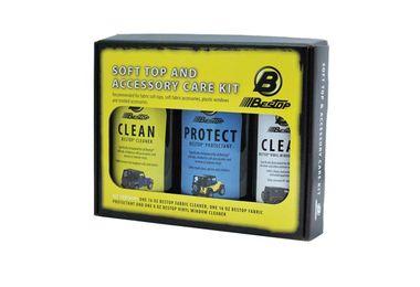Soft Top, Three Pack Cleaner Kit. (11205-00 / JM-01139 / Bestop)