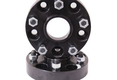 "Wheel Spacers, 5x5, 1.5"" Wide (15201.05 / JM-03146 / Rugged Ridge)"