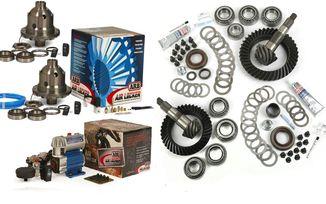 ARB Locker & Re-gear Package (4.56), JK (ARB456JK / JM-02724 / ARB)
