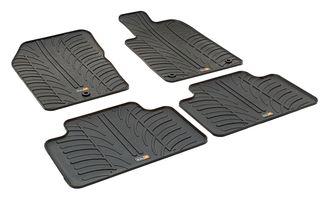 Floor Liner Set - Grand Cherokee WK2 10-13 RHD (TRM1019R / JM-00821 / Travall)