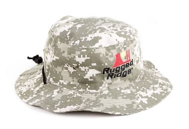 Bucket Hat, Rugged Ridge, Army Fatigue Green/Tan (14080.30 / JM-04321 / Rugged Ridge)