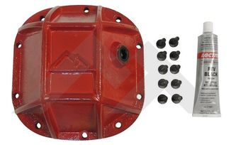 Heavy Duty Differential Cover, Dana 30 (RT20024 / JM-02782 / RT Off-Road)