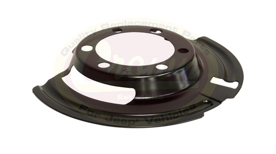 Brake Dust Shield (Front Right) (52005476 / JM-01172 / Crown Automotive)