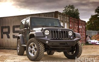 Jeep Wrangler 2.8CRD Sport 2011 (YD61 MDK)