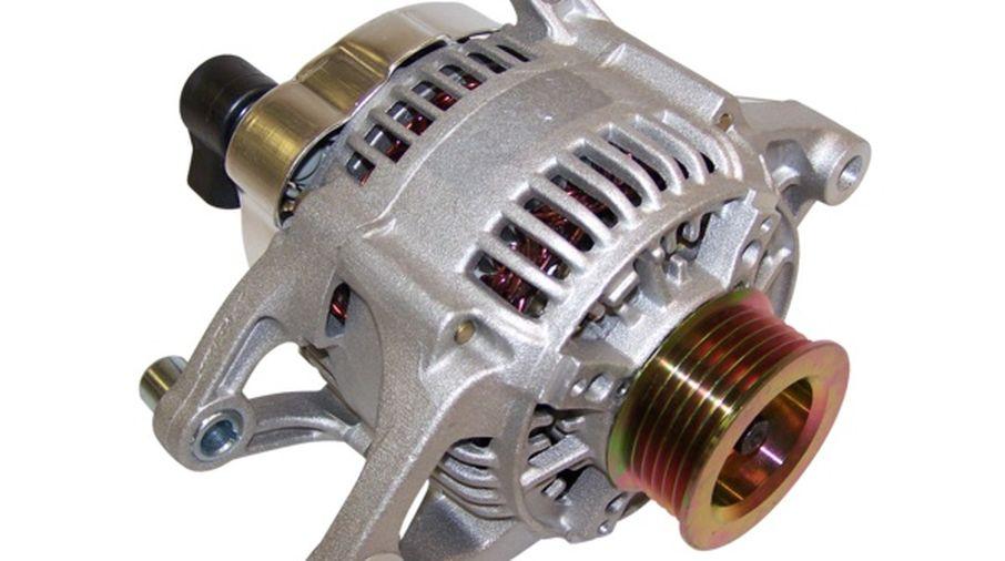 Alternator, 90 Amps (56005685 / JM-01009 / Crown Automotive)