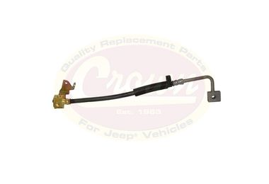 Brake Hose (Rear Left) WK & XK (52089997AE / JM-01662 / Crown Automotive)