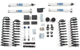 "3"" Suspension Lift, JK, 2 Door (464H / JM-02307 / BDS Suspension)"